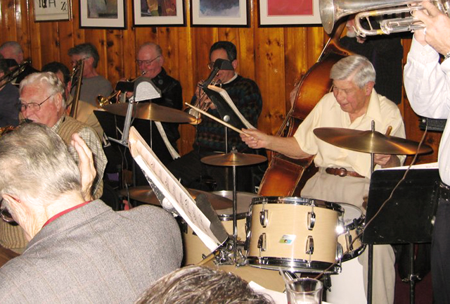 dick shanahan, drummer, jazz drummer dick shanahan