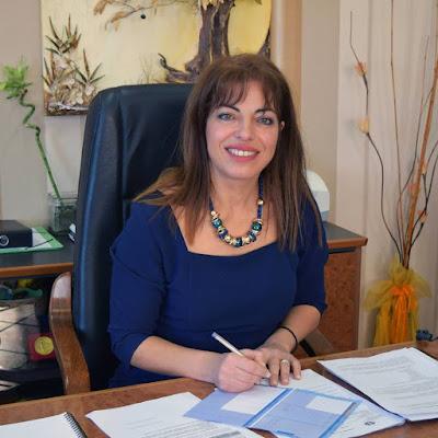 Ευχές από την Δήμαρχο Σουλίου κα Στ. Μπραΐμη