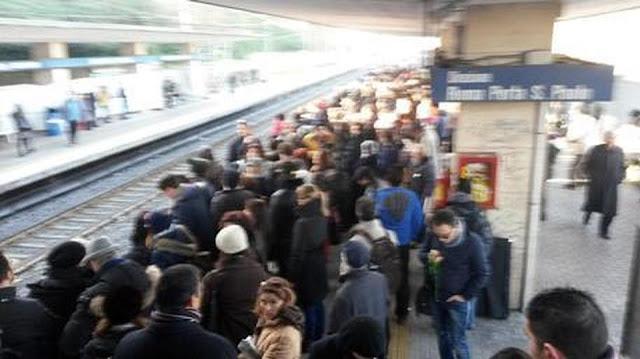 L'appello del Comitato dei Pendolari della Roma-Lido
