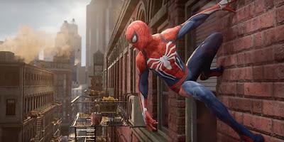 Resultado de imagen para spider man 2018