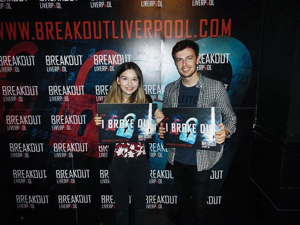 Breaking Out of Breakout, Liverpool | Travel