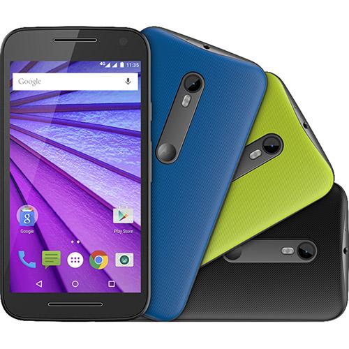Smartphone Motorola Moto G 3 Geração HDTV Dual Chip Desbloqueado 1