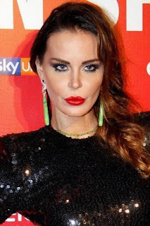 نينا موريش (Nina Morić)، عارضة أزياء ومقدمة برامج كرواتية