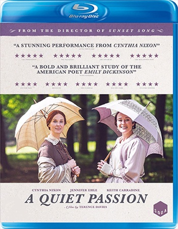 A Quiet Passion 2016 English 480p BRRip 350MB ESubs