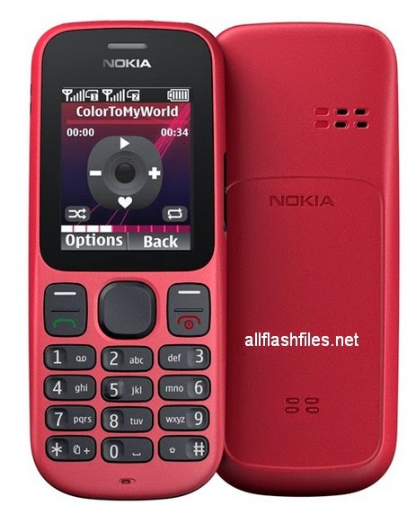 Nokia-100/101-Flash-File