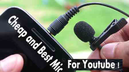 The 5 Best Cheap Microphone for YouTube with Smartphone and Dslr Camera