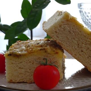 receta de focaccia italiana en thermomix
