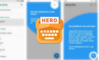تحميل تطبيق Typing Hero اخر اصدار مجانا للاندرويد