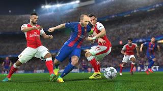 New Game PES 2017 (Pro Evolution Soccer) Full Crack For PC Terbaru
