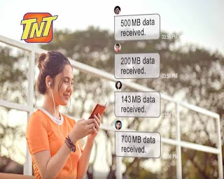 TNT Pasadata – Share Data to Talk N Text and Smart Prepaid Subscribers