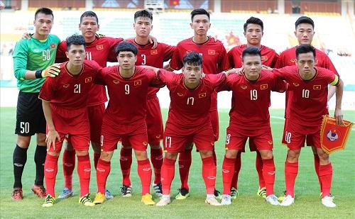 U23 Việt Nam có tới 5 cầu thủ góp mặt trong danh sách đội hình tiêu biểu.