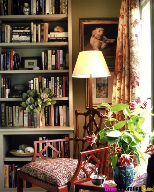 The Centric Home: Doesn't Everyone Have A Library?
