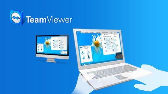 TeamViewer 8 Screenshot 1