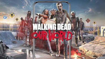 The Walking Dead: Our World Mod Apk Download
