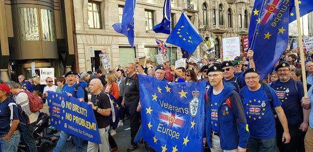 London Protest: Thousands Demand Second Brexit Vote