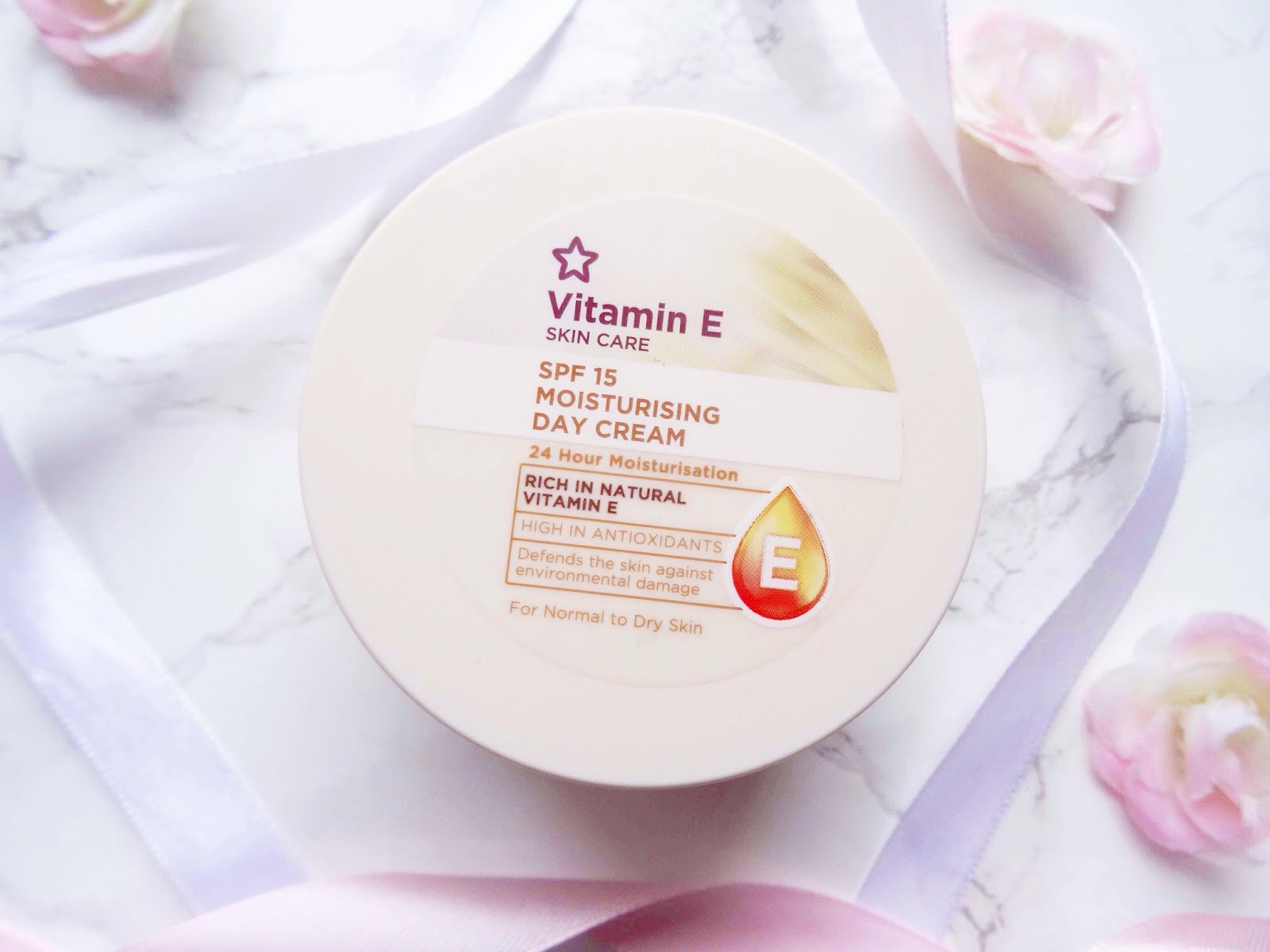 Superdrug Vitamin E Moisturising Day Cream