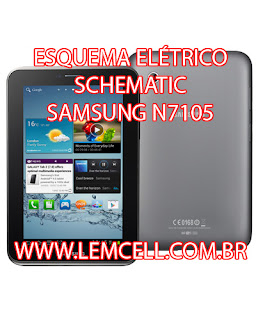Service-Manual-schematic-Diagram-Cell-Phone-Smartphone-Celular-Samsung-Galaxy-Tab-2-7.0-P3100