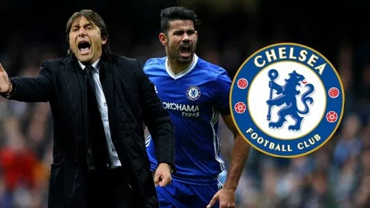 Diego Costa sends message to Chelsea boss Antonio Conte