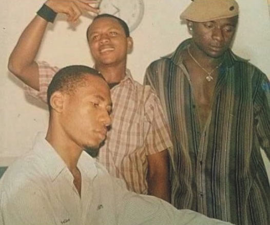 Check out throwback picture Phyno shared