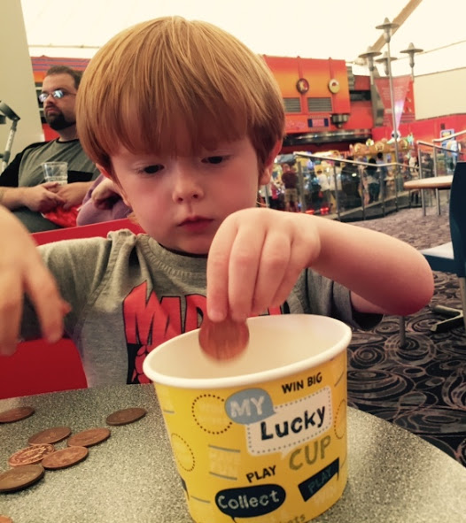 10 things to do at Butlin's Skegness when it's raining - amusement arcade