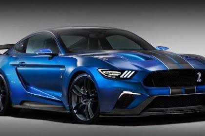 2020 Mustang Cobra
