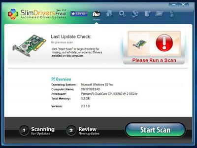 تحميل-برنامج-slim-drivers-لتعريف-بطاقة-العرض-للكمبيوتر