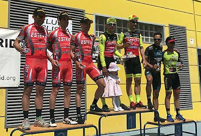 Ciclismo Aranjuez Rivas Salchi Bicicletas