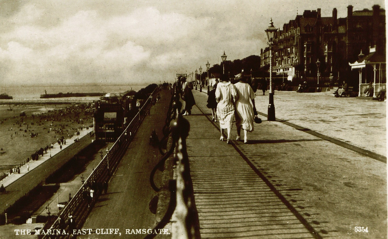 thanetonline: Ramsgate Margate old pictures