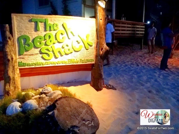 The Beach Shack, El Nido