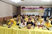 Panitia Musda Golkar Lampung Gelar Rapat Persiapan