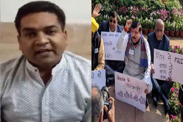kapil-mishra-reaction-in-aap-mps-dharna-outside-parliament-premises
