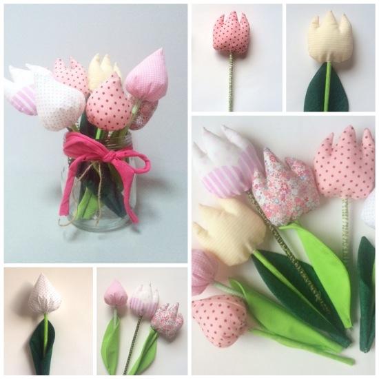maguiandmi, flores, tela, sewing, costura