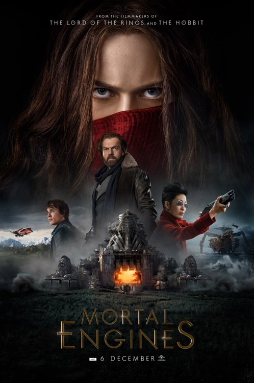 Review Filem Mortal Engines