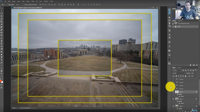 How to test your lenses in Photoshop (the easy way)