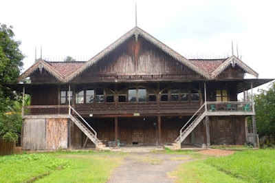Rumah Limas sumatra selatan