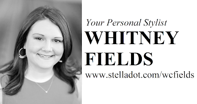 Stella & Dot Stylist and Leader Whitney Fields