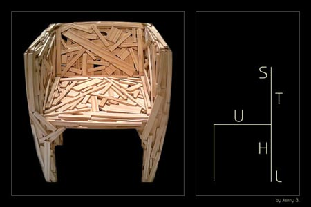 peartreedesigns: Beautiful Unusual Wooden Chairs Designs ...