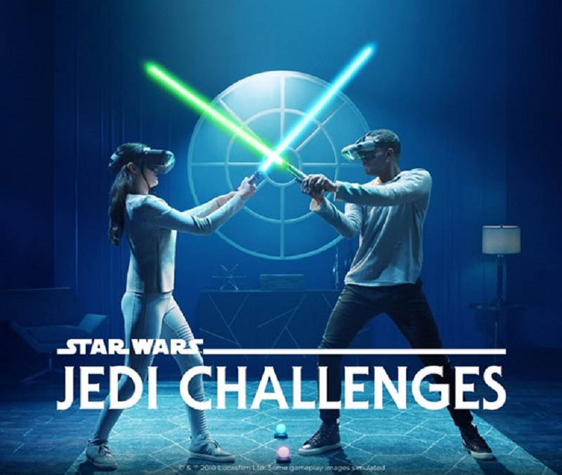 Lenovo and Disney in partnership for Star Wars Jedi Challenges Augmented Reality Experience