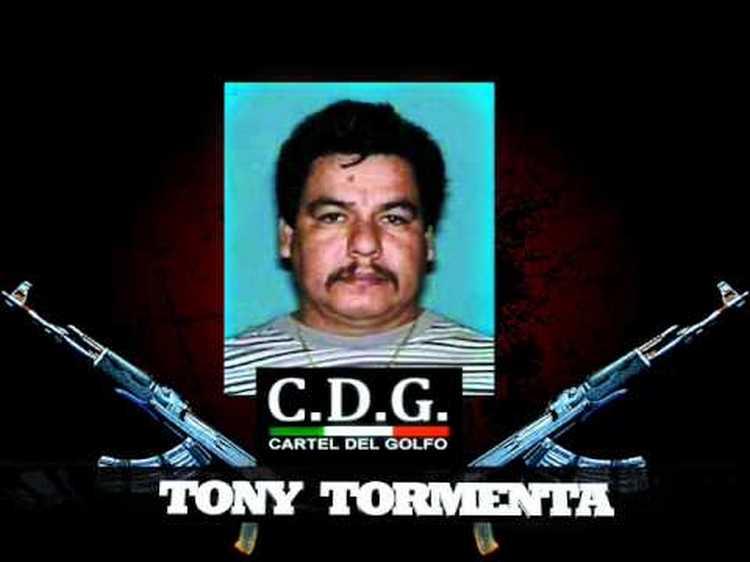 """El día que """"Tony Tormenta"""" el temor de los Zetas, dijo es mejor morir de pie que vivir de arrodillado."""