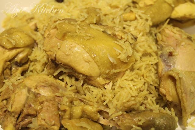 Chicken Mandy Rice