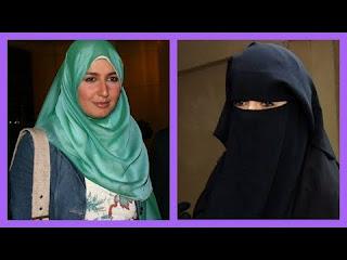 الممثلة حلا شيحه تثير الجدل على صفحات التواصل الاجتماعى بسبب صورتها بالنقاب