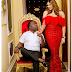 Money Rain At Wedding Of Ehi Ogbebor And Ken Bramor In Benin