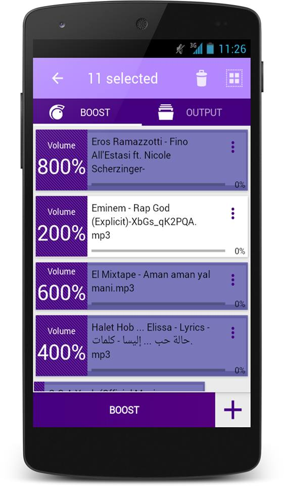 MP3 Volume Boost Gain Loud PRO 1 6 is Here! [Latest] | On HAX