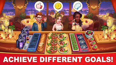 Cooking Hot (MOD, Unlimited Money) APK For Android
