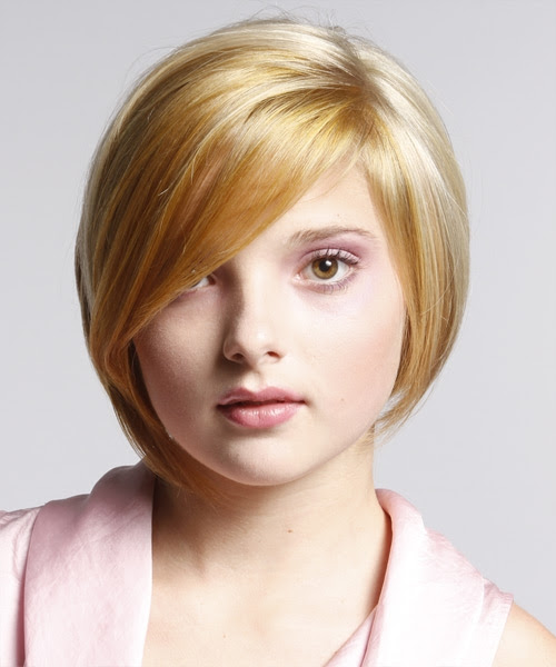 Medium Bob for Round Face - Hairstyles Bobs