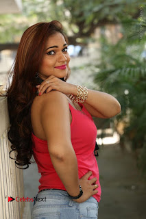 Tollywood Actress Ashwini Latest Stills in Ripped Jeans  0112.JPG
