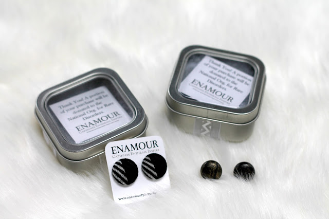 Enamour earrings review