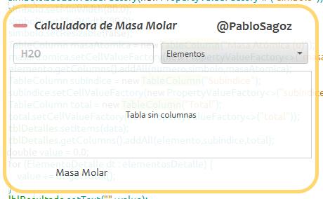 Tpicos en java mx calculadora de masa molar en java fx urtaz Choice Image