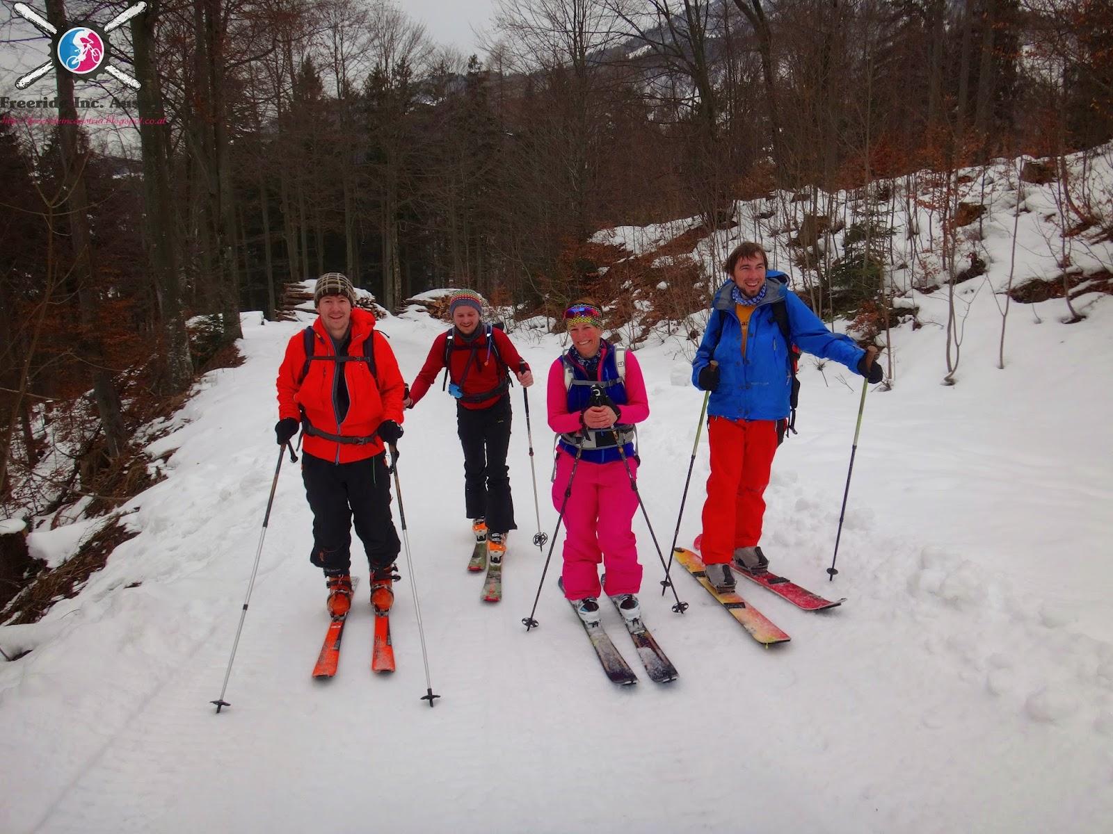 Skitouren Bayern