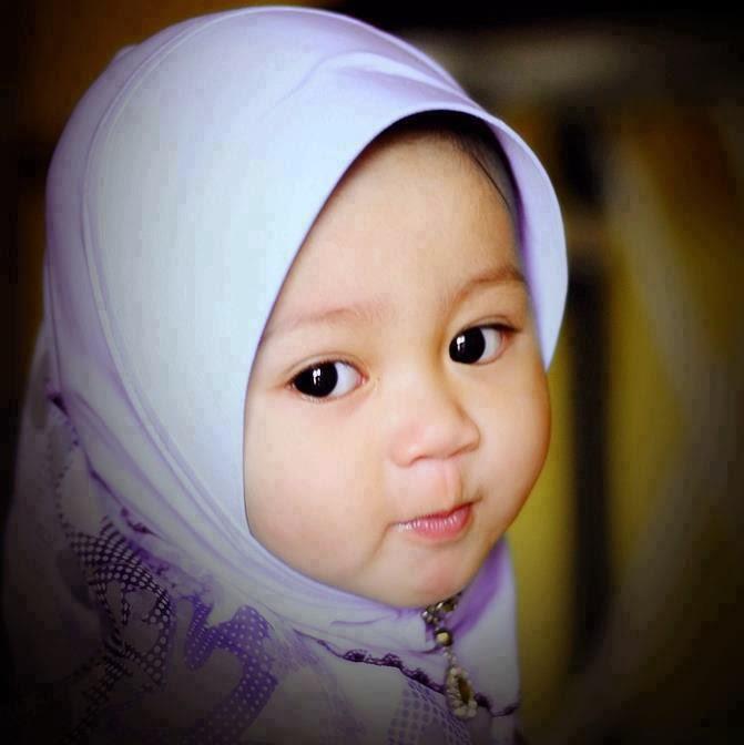 Foto Gadis Kecil Berhijab - Catatan Blog Sebelah